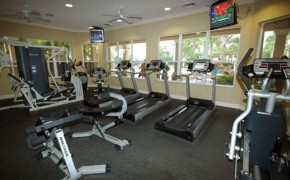 Sonoma Resort Clubhouse Fitness Facility