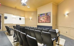 Sonoma Resort Movie Theatre